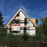 Errichtung Einfamilienhaus