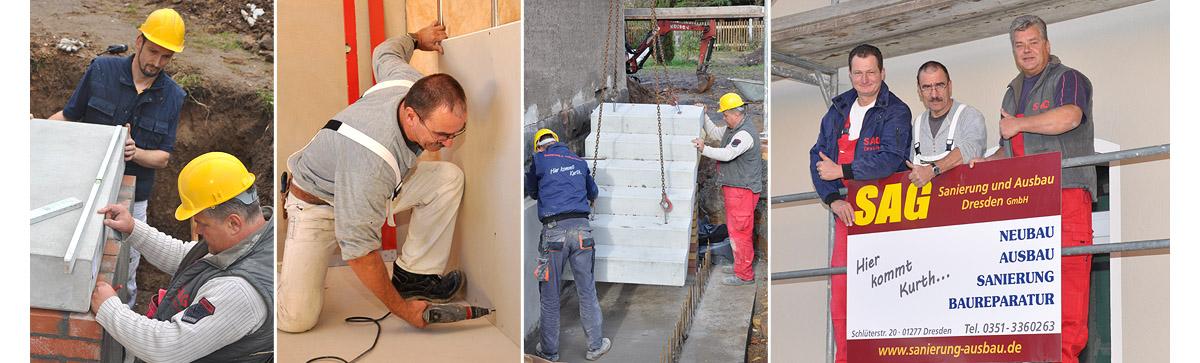 SAG Sanierung und Ausbau GmbH Dresden